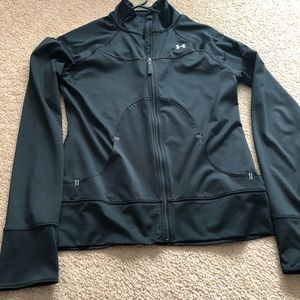 Under Armour full zip athletic jacket